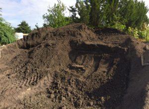 Organic Black gold soil